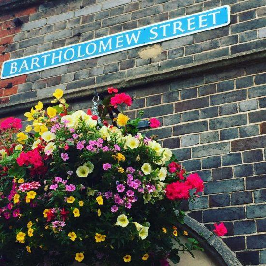 BARTHOLOMEW ST